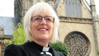 Very Rev Christine Wilson