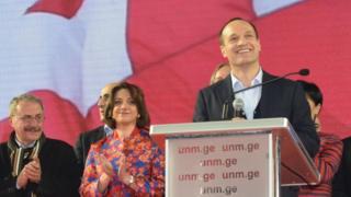 З'їзд найбільшої опозиційної партії Грузії пройшов урочисто
