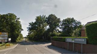A325 near Farnham