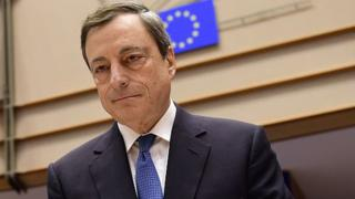 Mario Draghi, president of the European Central Bank, made the first rate announcement since Britain voted to leave the EU