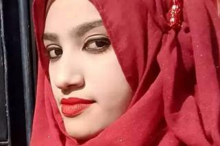 A picture of Nusrat Jahan Rafi