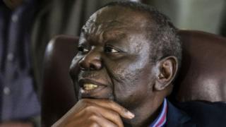 Mr Tsvangirai ayaa asaasay xisbiga MDC 2000