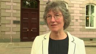 Former Senator Zoe Cameron