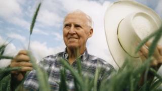 Smatra se da je Norman Borlaug spasao milione ljudi od gladi