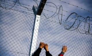Border Fence - Greece/Macedonia