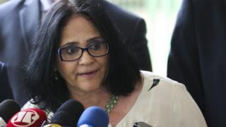 Damares Alves será ministra da Mulher, Família e Direitos Humanos