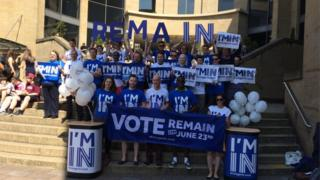 remain launch