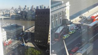 London Bridge police incident