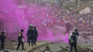 Maandamano ya taifa la Jamhuri ya Kidemokrasia ya Congo
