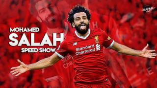 Mohamed Salah : ballon d'or africain 2017