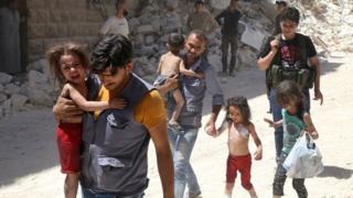 Aleppo, July 2016