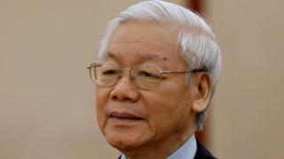 Tổng Bí thư Nguyễn Phú Trọng đang đề cao chỉnh đốn Đảng, chống tham nhũng ở Việt Nam