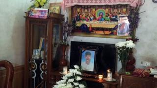 20 yaşındaki Nguyen Dinh Luong'un da ölen 39 kişi arasında olduğu düşünülüyor.