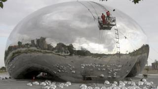 The 'big oil bubble' in Karamay, Xinjiang province