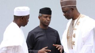 Osinbajo new ministers