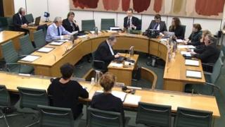 MPs on the Welsh affairs committee