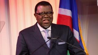 Namibie : les ministres interdits de voyager