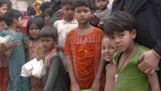 Người Rohingya là một nhóm người Hồi giáo thiểu số từ Myanmar