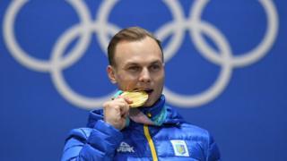 Олександр Абраменко - олімпійський чемпіон