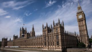 File photo from 2013 showing Palace of Westminster.