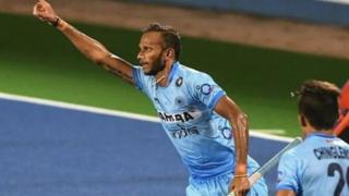 ભારતીય હોકી ટીમના ખેલાડીની પ્રતિકાત્મક તસવીર