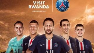 Bodi ya mamlaka ya maendeleo ya Rwanda, imetangaza kwamba chini ya makubaliano hayo, majani chai na kahawa kutoka Rwanda,tauzwa katika uwanja wa michezo viwa Paris.