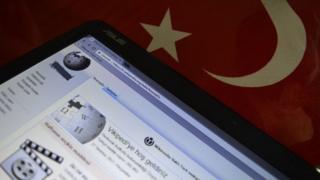 wikipedia ve Türk bayrağı