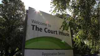 Amptill Coroners Court