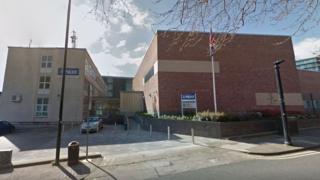 Barnsley police station