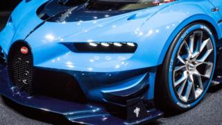 VWグループの高級車ブランド「ブガッティ」も調査の対象になるという