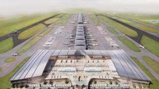 Gatwick Airport expansion plan