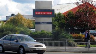 BAE Systems Warton