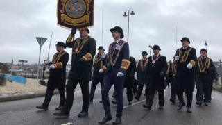 Apprentice Boys of Derry December 2019 march