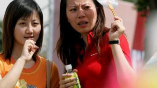 Две китаянки
