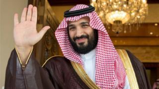 ولي ولي العهد السعودس الأمير محمد بن سلمان