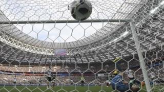 Gol de Lozano