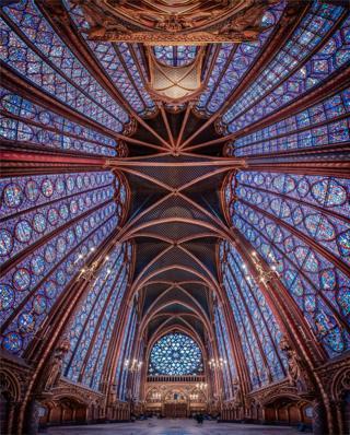 in_pictures Sainte Chapelle, Paris