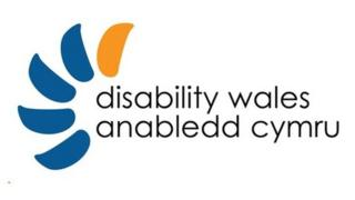 Logo Anabledd Cymru