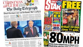 BBC Papers 7 December 2019