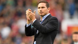 Lampard ya ce Chelsea ta tafka kura-kurai