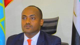 Hogganaa kominikeeshinii mootummaa nananoo Oromiyaa obbo Addisuu Araggaa