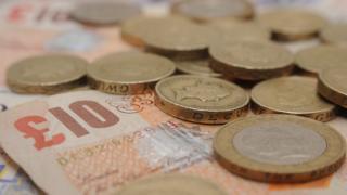 Sterling cash