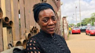 Barrister Michele Ndoki