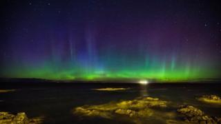 Aurora seen from Macduff