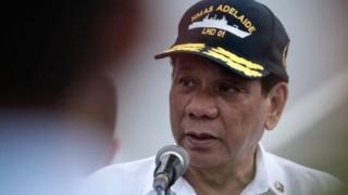 Duterte sering menimbulkan kontroversi terkait ucapannya tentang perempuan.