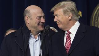Trump y su exasesor