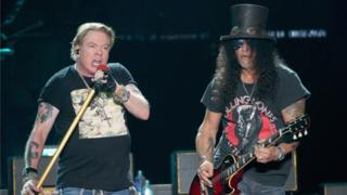 Guns N' Roses: Sweet Child O' Mine hits 1bn YouTube views