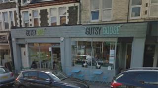 Gutsy Goose