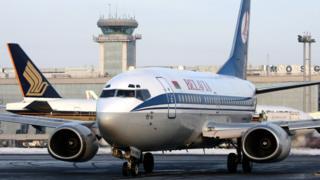 Самолет Белавиа в Домодедово