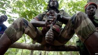 Dakarun da aka bincike su sun fito ne daga kasashen Burundi da Gabon